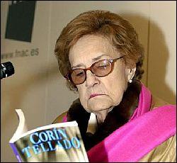 Писательница Испании