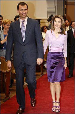 Принц и Принцесса Астурии
