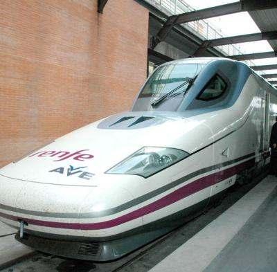 Скоростной поезд Малага-Мадрид