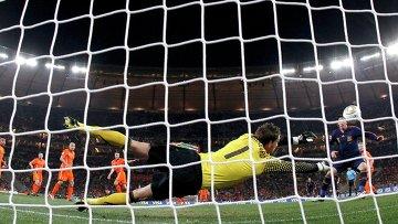 Чемпионат мира Испания-Нидерланды гол