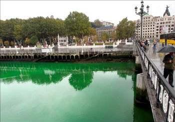 Зеленый Бильбао - Photo EFE