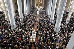Папа Римский Саграда Фамилиа - Photo EFE