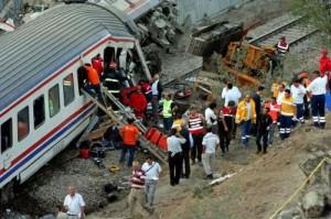 В Барселоне произошла авария двух поездов