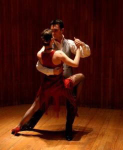 Фламенко или Танго