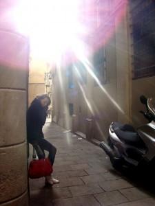 Фотосессия в Каталонии