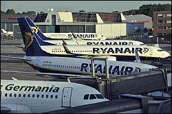 Отменили вылеты самолетов из и в Испанию