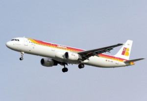 Испанский самолет
