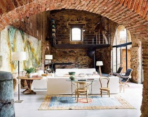 испанский дизайн интерьеров