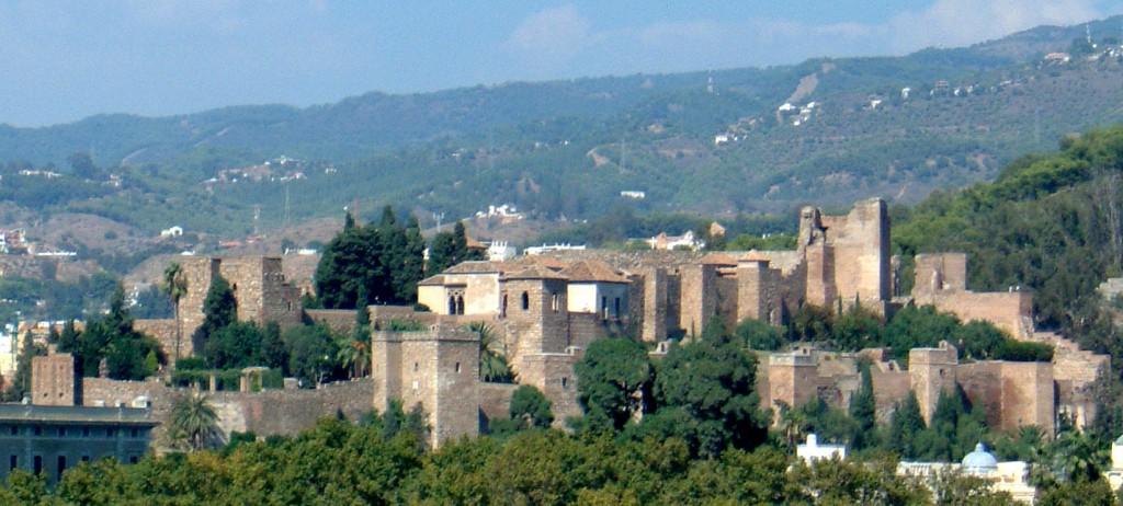 Дворец Алькасаба, Малага