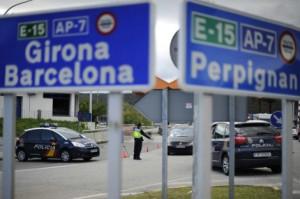 Испанская граница