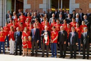 Испания выиграла Евро 2012
