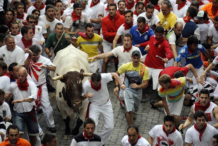 фестиваль Сан Фермин
