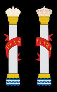 Часть герба Испании