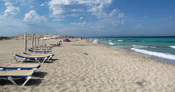 Пляж Ильтас