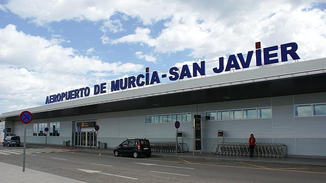 El Aeropuerto Internacional San Javier